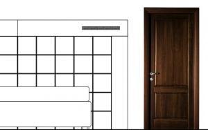 Vente de porte d 39 int rieur de marque dierre tunisie - Vente porte coulissante interieur ...