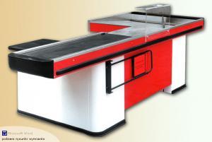 vente de caisses avec tapis roulants pour super marché tunisie
