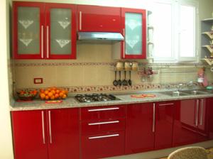 Vente de cuisine tunisie for Meuble cuisine tunisienne