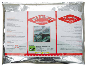 Insecticide METOSIP 25
