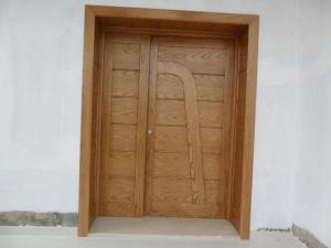 Recherche de distributeur des portes en bois massif tunisie for Porte exterieur bois tunisie