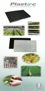 Vente de plateau p pini re en plastique tunisie for Vente plantes artificielles tunisie