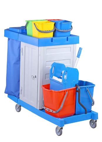 Vente Chariot de nettoyage