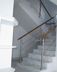 Vente Rampe d'escalier en Inox