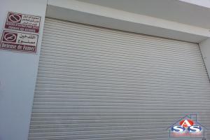 Vente de rideau m tallique industrielle tunisie for Rideau garage electrique prix