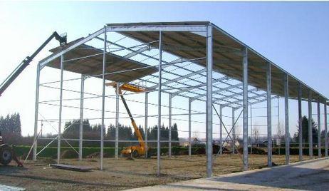 Demande de devis pour hangar en charpente mtallique tunisie - Construire un batiment industriel ...