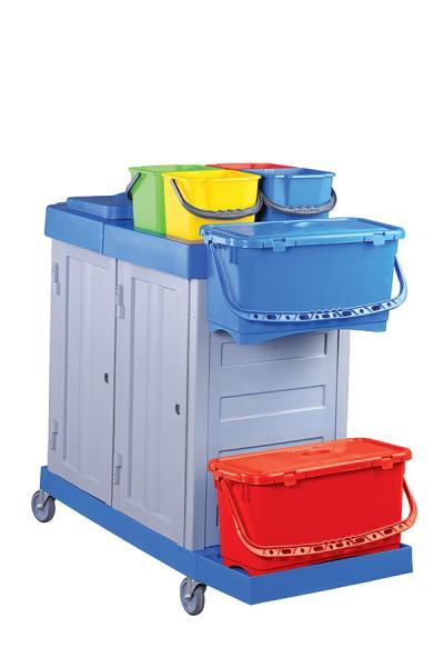 Vente de chariot de nettoyage