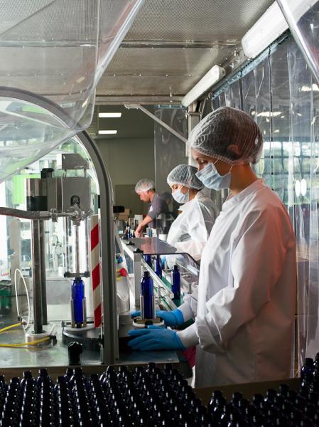Demande de prix des équipements d'un laboratoire de fabrication des produits cosmétiques et parapharmaceutiques