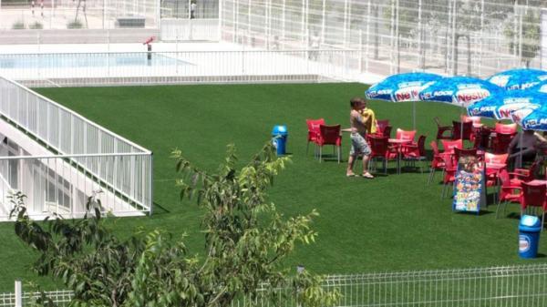 Gazon artificiel tunisie for Entretien jardin tunisie