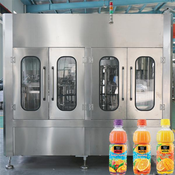 Demande de devis  pour machines de fabrication de jus de fruits