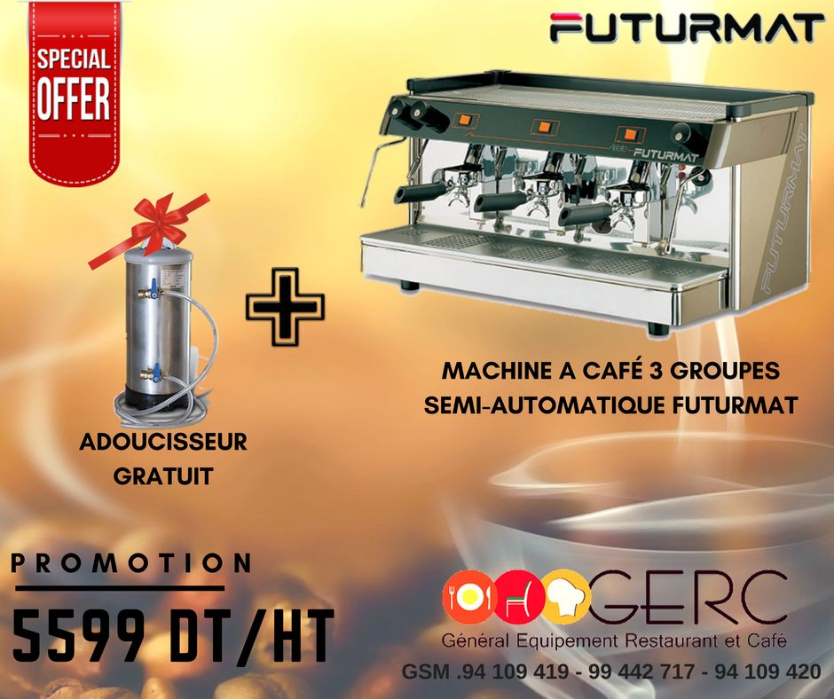 machine a café FUTURMAT