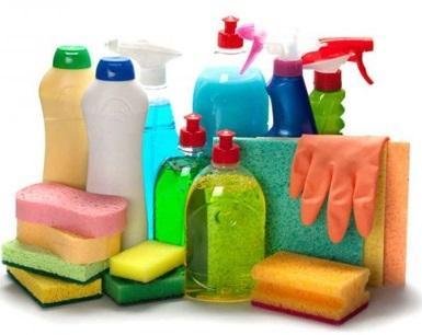 Demande de devis pour l'achat de produits de nettoyage