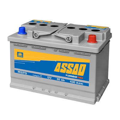 Vente de batterie ASSAD TURBO PRO