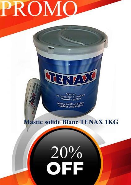 Vente de Mastic + Résine+ Vernis TENAX