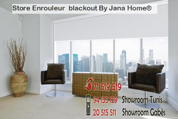 Enrouleurs Black out By Jana Home