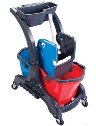 Vente de chariot de ménage HCK715