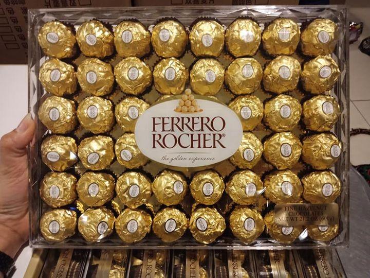 Nutella Chocolat 350g, 400g, 600g, 750g.Ferrero Rocher, M&M's, Snickers, Milka Chocolat...