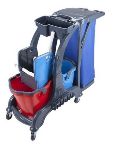 Chariot de ménage HCK716