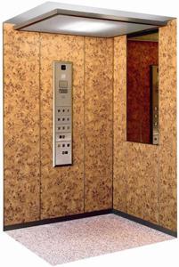 vente cabine Ascenseur