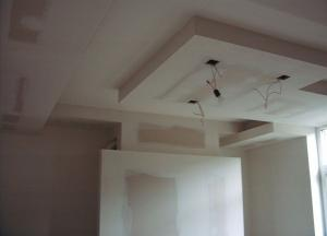 Plafond tunisie for Solution faux plafond