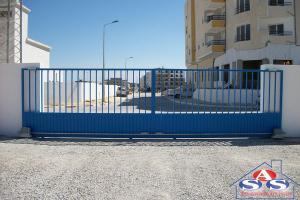 Vente de porte coulissante tunisie - Porte coulissante industrielle ...