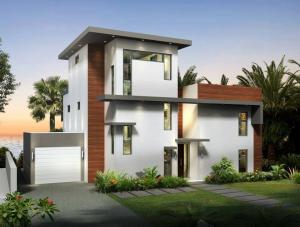 Design villas tunisie tunisie for Les facades des villas modernes