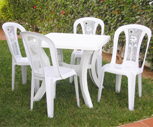 Vente de meuble de jardin en plastique tunisie for Vente meuble jardin