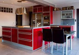 Meubles de cuisines modernes