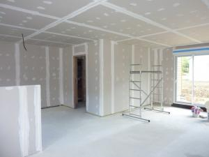 cloisons et plafonds tunisie. Black Bedroom Furniture Sets. Home Design Ideas