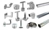 Accessoires de rampes en Inox et  Alluminium