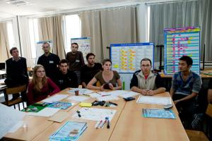 Formation en performance industrielle