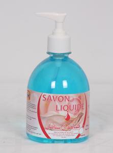 Vente de savon liquide