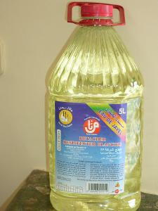 Vente eau de javel