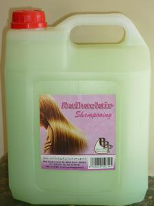 Vente de shampooings