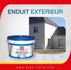 Made in tunisia portail des business opportunities en tunisie for Enduit exterieur pret a l emploi