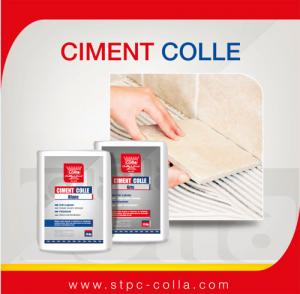 Vente ciment colle tunisie for Ciment colle pour exterieur