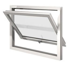 Vente de fen tre basculante en aluminium ou pvc tunisie for Fenetre aluminium tunisie