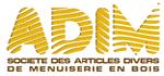 SOCIETE DES ARTICLES DIVERS DE MENUISERIE EN BOIS : ADIM