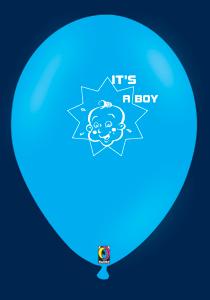 Ballon gonflable: NAISSANCE