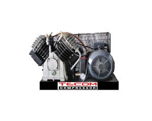 Compresseur a piston sans réservoir