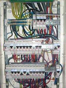 Installation et maintenance électrique