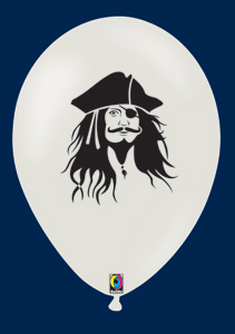 Ballon gonflable: PIRATES