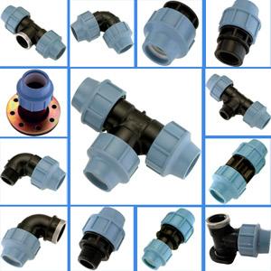 Raccord à compression pour tuyau