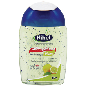 Gel désinfectant NIHEL
