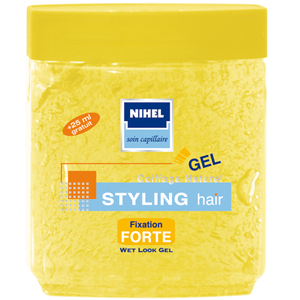 Gel coiffant NIHEL