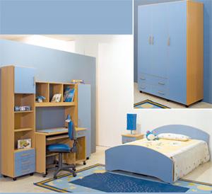 Chambre à Coucher Enfant