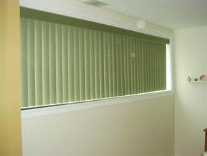 Rideaux lamelle PVC