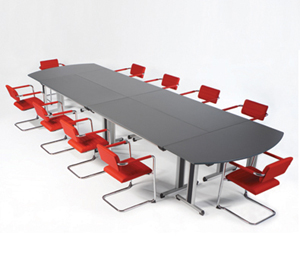 Table burgess FLIP TOP