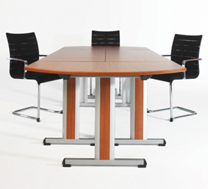 Tables rondes polyvalentes burgess