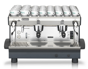 La classe 6 S semi automatique de Rancilio  Groupe 2